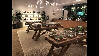 The Botanist opens today
