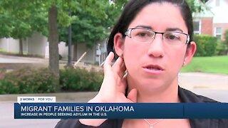 Oklahoma sees increase in asylum seekers