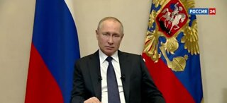 Russian President approves first COVID-19 vaccine