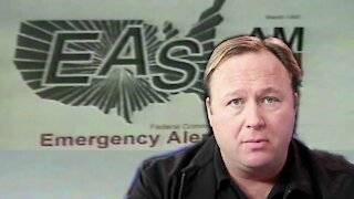 From 2011 Alex Jones Warned Of Deep State Takeover of EAS System