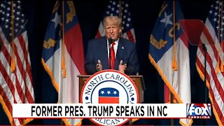 """President Trump Speaks at the North Carolina Republican Party's State Convention"""""""