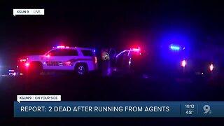 Two killed running from Border Patrol near Arivaca