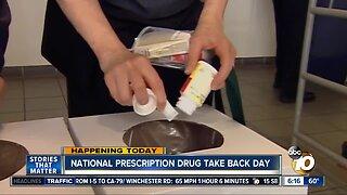 The National Prescription Drug Take Back Day