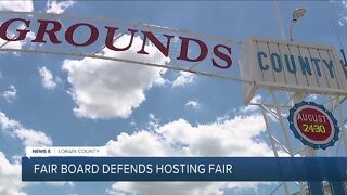 Lorain County Fair Board president said he was 'blindsided' by mayor's request to cancel fair, says it will be safe