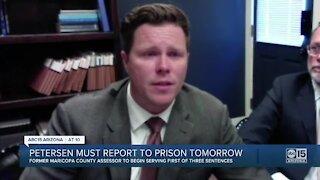 Paul Petersen headed to prison
