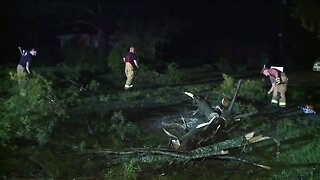 Significant damage in Brown County