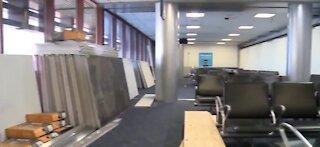 McCarran Airport consturction renovation