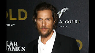 Matthew McConaughey says political career is in his future