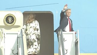 President Trump to arrive in Palm Beach County Thursday night