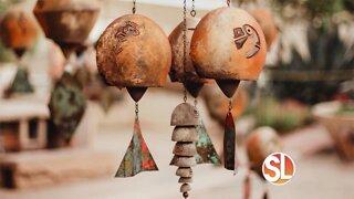 Learn about the 65-year-old method for making Arizona Cosanti Original windbells