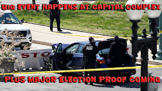 Capital Craziness and Election Fraud Proof and Deep State Panic