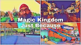 Magic Kingdom Just Because