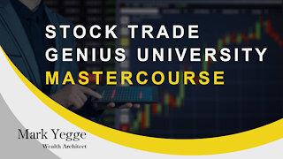 Stock Trade Genius University Mastercourse