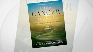 New book can help patients and families navigate a enw cancer diagnosis