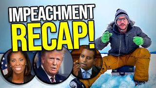 Trump Impeachment CIRCUS Recap - viva frei vlawg