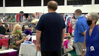 'Gigantic Garage Sale' celebrates its 30th anniversary in West Palm Beach