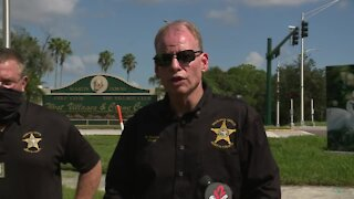 News conference about SWAT Team shooting in Palm City