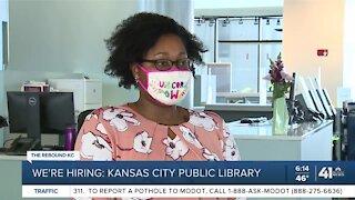 We're Hiring: Kansas City Public Library
