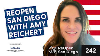 ReOpen San Diego with Amy Reichert
