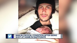 Victim in critical condition after shooting in Eastpointe; police looking for 2 men
