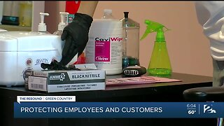 Protecting Employees and Customers During As Businesses Reopen