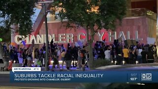Arizona suburbs tackle racial inequality