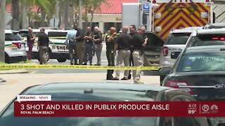 3 dead after shooting inside Publix in Royal Palm Beach