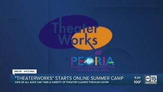 """""""Theaterworks"""" starts online summer camp"""