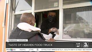 Taste of Heaven food truck helps those in need around Omaha