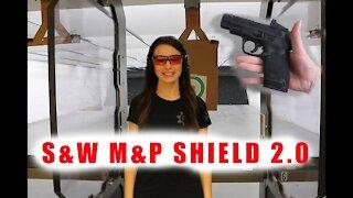 S&W M&P Shield 2.0 Optic