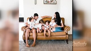 Eric Sogard, wife discuss their adoption process