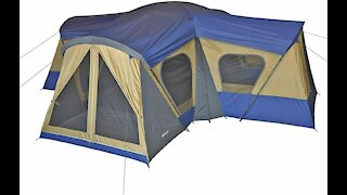Camping Tents with Rooms