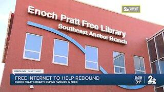 Free internet to help rebound