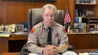 Sheriff Donny Youngblood says deputies will not enforce stay-at-home orders