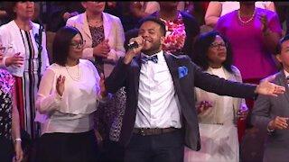 """PSALM 150"" sung by the Brooklyn Tabernacle Choir"