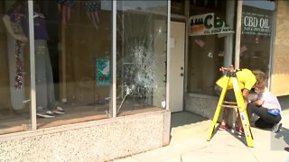 Community comes together to clean up downtown Kenosha