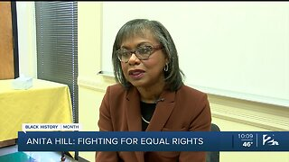 Anita Hill: Fighting For Equal Rights