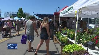 Farmer's Market on Broadway