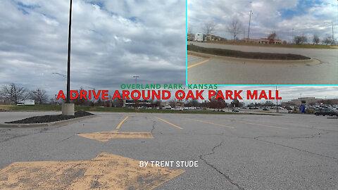 A Drive Around Oak Park Mall
