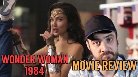 Wonder Woman 1984 - Review (Spoilers)