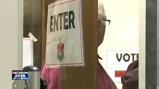 Steady Voter Turnout for Election Day