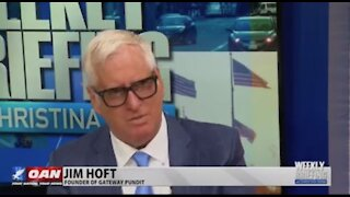 Jim Hoft from Gateway Pundit Joins the Great Christina Bobb on OAN's Weekly Briefing