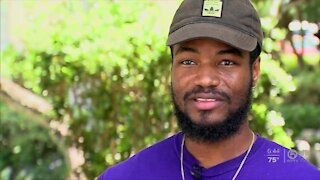 Palm Beach County native creates social media app to combat isolation on college campuses