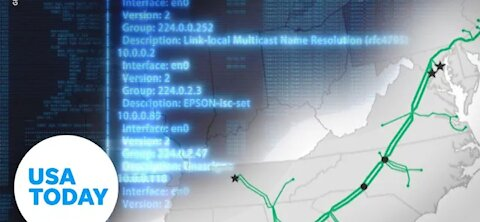 Colonial pipeline hack only latest in rising ransomware threats | USA TODAY | TODAY NEWS |