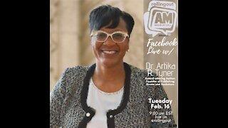 Dr. Artika R.Tyner shares the importance of Black children's books