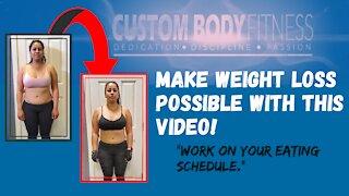 Weight Loss Case Study: Mariana Lerma