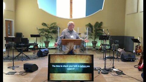 Worship service 1-24-21