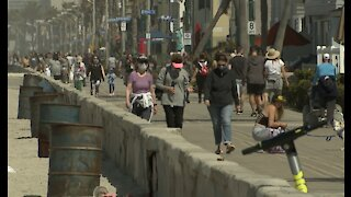 San Diego business picks up with red tier and spring break visitors
