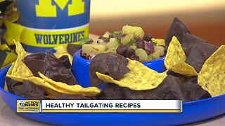 Tips for staying healthy while tailgating