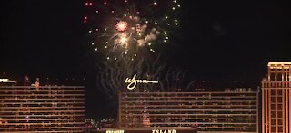 Las Vegas Strip will be closed to cars on New Year's Eve